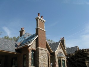 masonry chimney repair brick houses