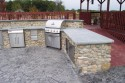 Outdoor Kitchens by Stichter & Sons Masonry, Inc. Based in Kosciusko County, Indiana. Call (574) 658-4239