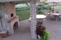 Patio Kitchen by Stichter & Sons Masonry, Inc. Call (574) 658-4239